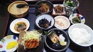 おばん菜定食in竹葵.jpg